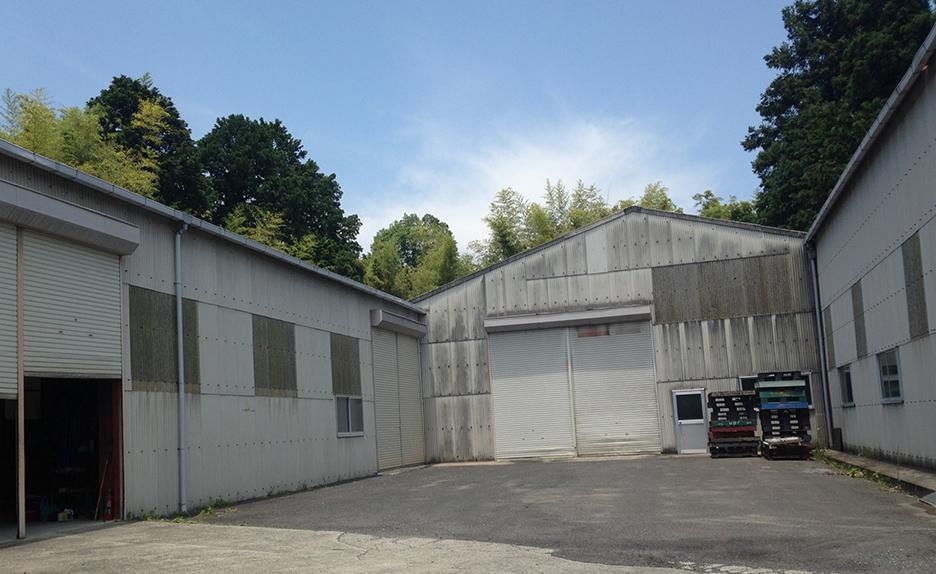 ファンファン倉庫